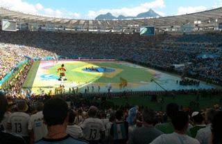 Stadion Brasilien
